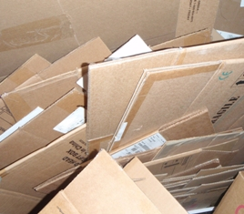Used Boxes Are Everywhere